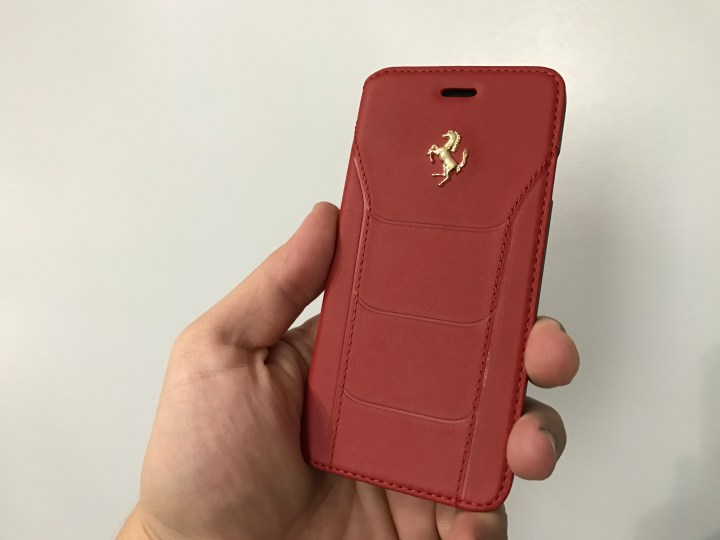 Ferrari 488 Gold Collection iPhone 6s Case
