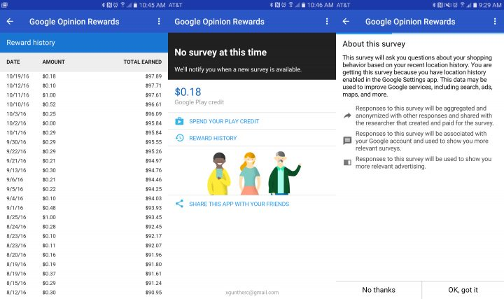 google opinion rewards more surveys 19 best apps that make you money 4052