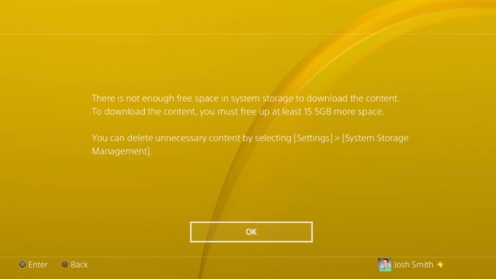 You may need to free up space or restart to fix Infinite Warfare beta installation problems.