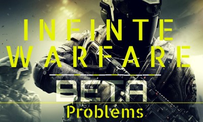 How to fix common Call of Duty: Infinite Warfare beta problems.