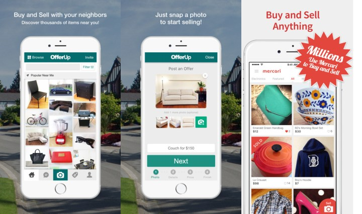 OfferUp & Mercari - Sell Your Stuff
