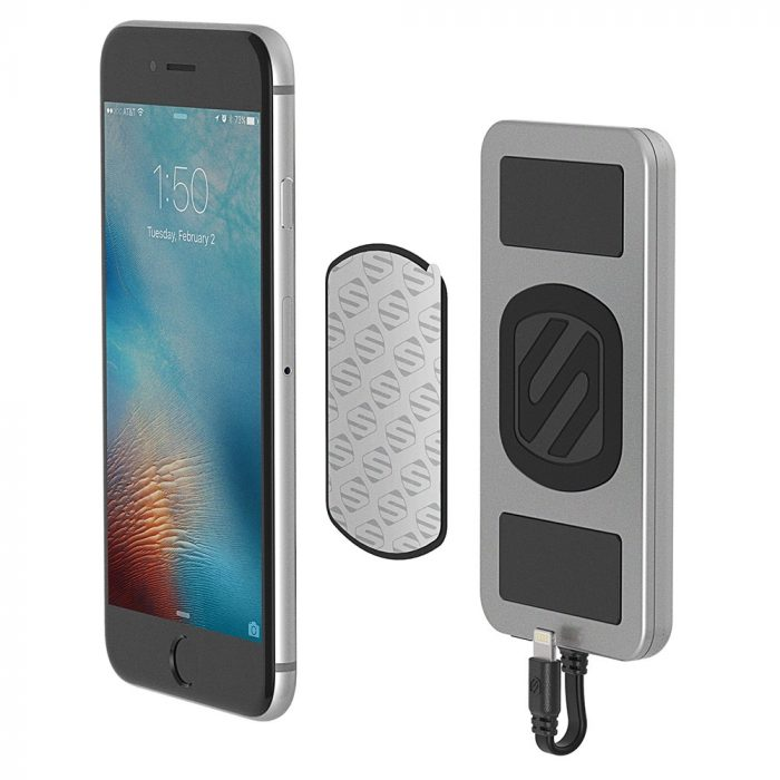 SCOSCHE MagicMount PowerBank iPhone 7 Battery