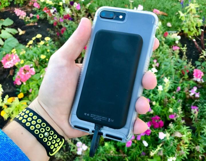 SCOSCHE MagicMount PowerBank iPhone 7 Plus Battery