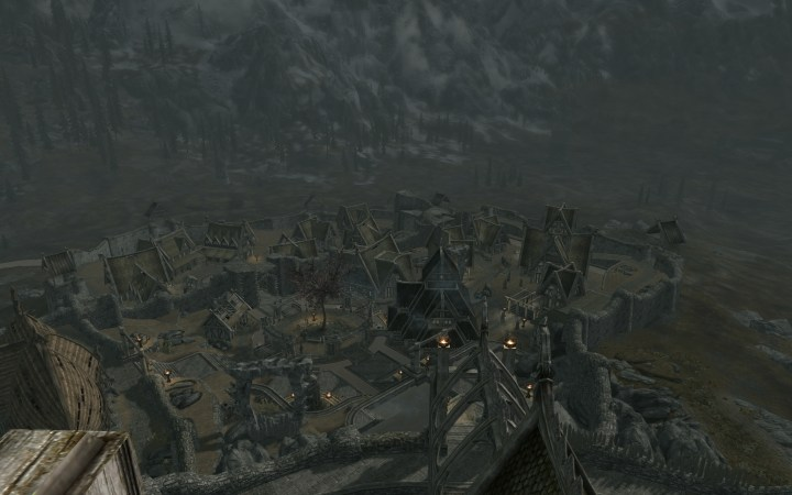 Open Cities Skyrim
