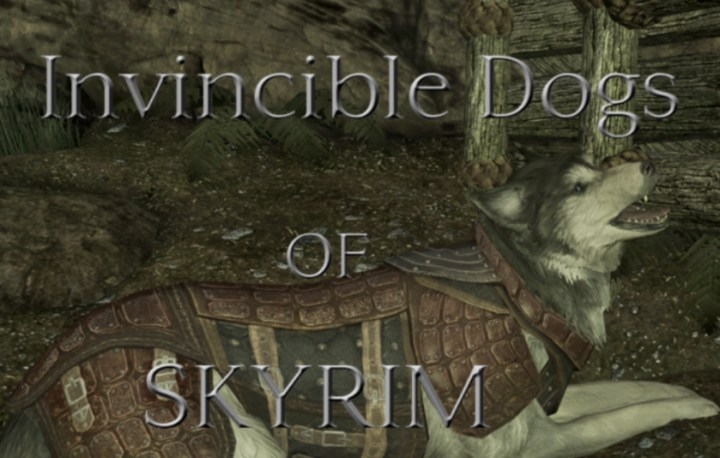 Invincible Dogs of Skryim