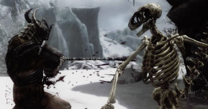 Beast Skeletons