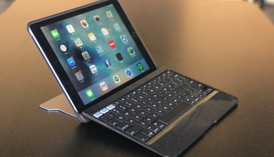 The ZAGG Slim Book Pro is the best iPad Pro 9.7-inch case you can buy.