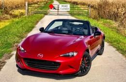 The 2017 Mazda MX-5 Miata Club is a blast to drive.
