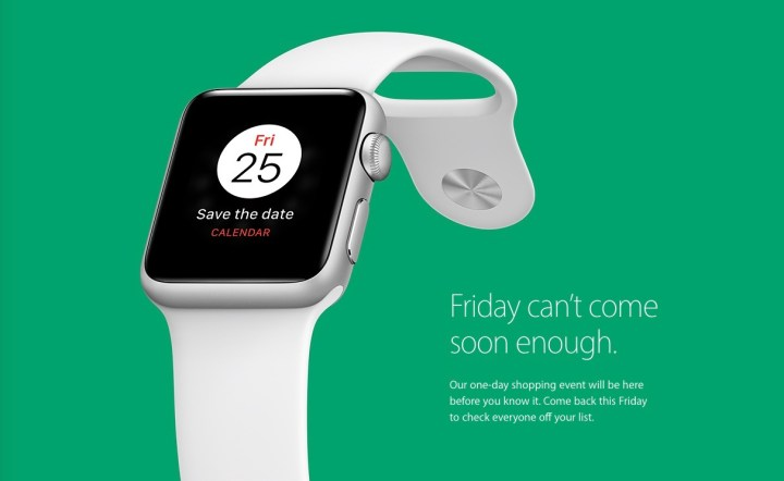 What to expect from Apple Black Friday 2016 deals now that Apple announced a day of special savings.