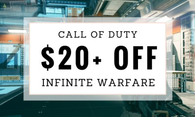 The best Call of Duty: Infinite Warfare Black Friday deals.