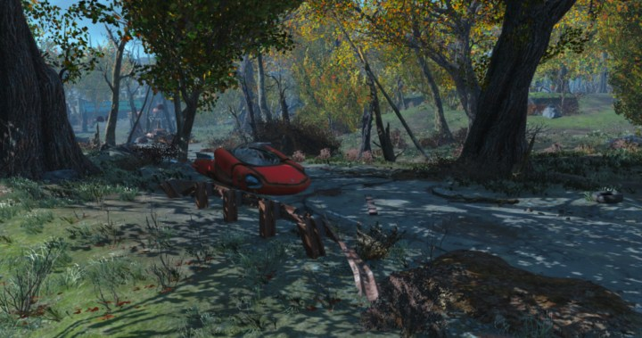 Overgrowth, Immersive Living Forests and Grasslands