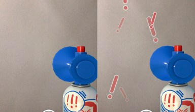 Pick the Snapchat World Lens and then interact with it.