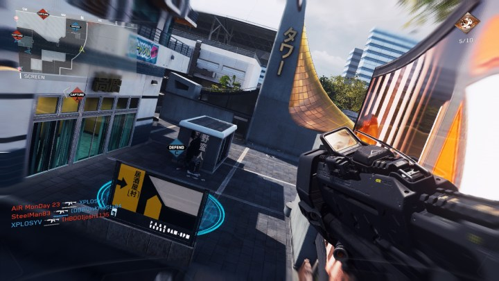 The Call of Duty: Infinite Warfare DLC 1 release date is January 31st according to a developer.