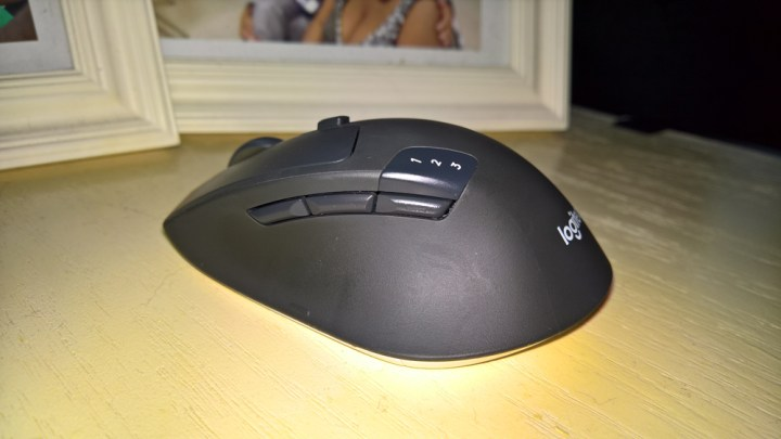 Logitech M720 Triathlon Mouse Review