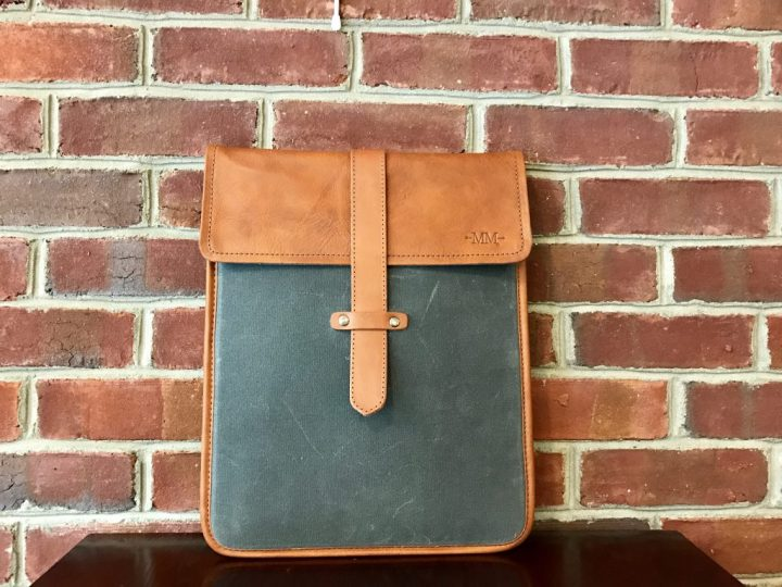 Mission Mercantile Laptop Sleeve