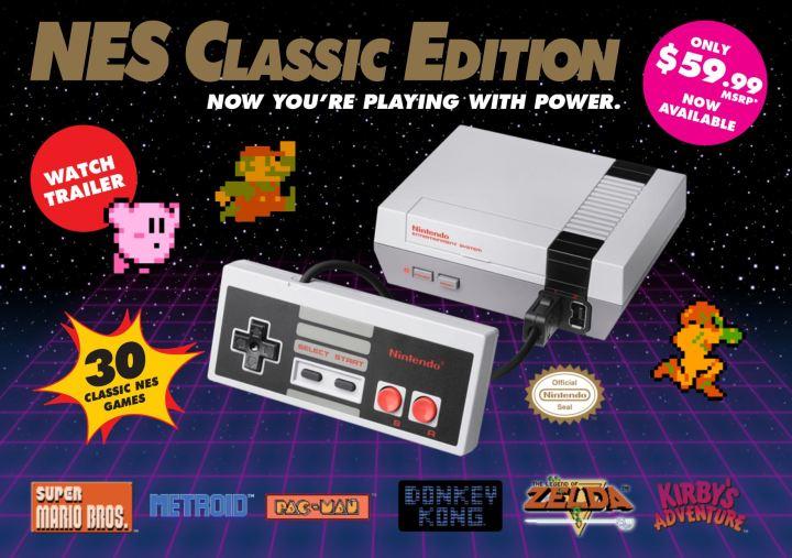 The NES Classic