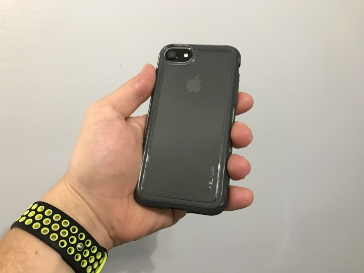 fef0e3ab48 The Pelican Adventurer iPhone 7 case is an awesome case that packs in a lot  of protection without adding bulk. Too often you need to trade a slim iPhone  for ...
