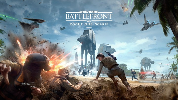 Star Wars Battlefront Rogue One: Scarif Problems