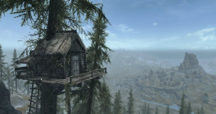 Hunter's Treehouse