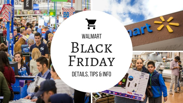 Walmart Black Friday 2016 Ad