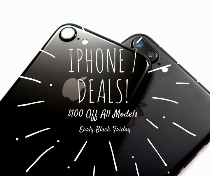 iPhone Black Friday 2016 Deals