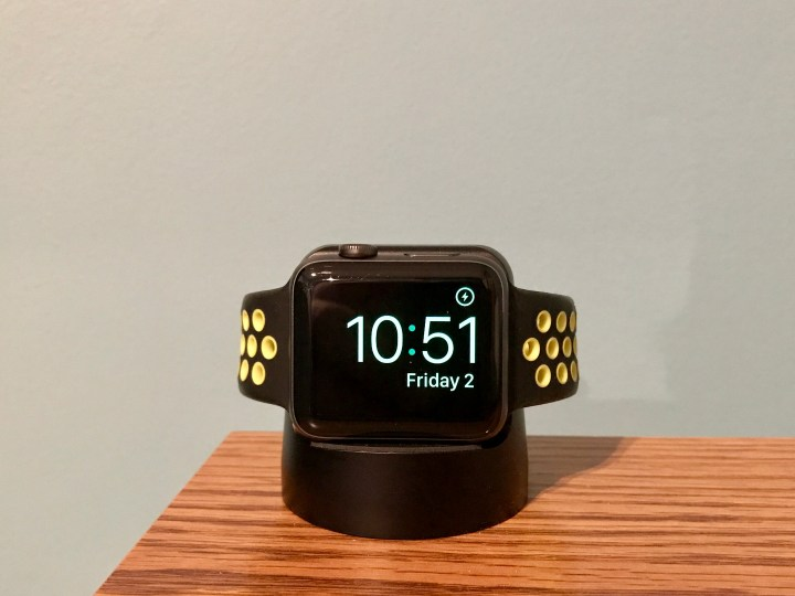 This is the best Apple Watch dock you can buy.