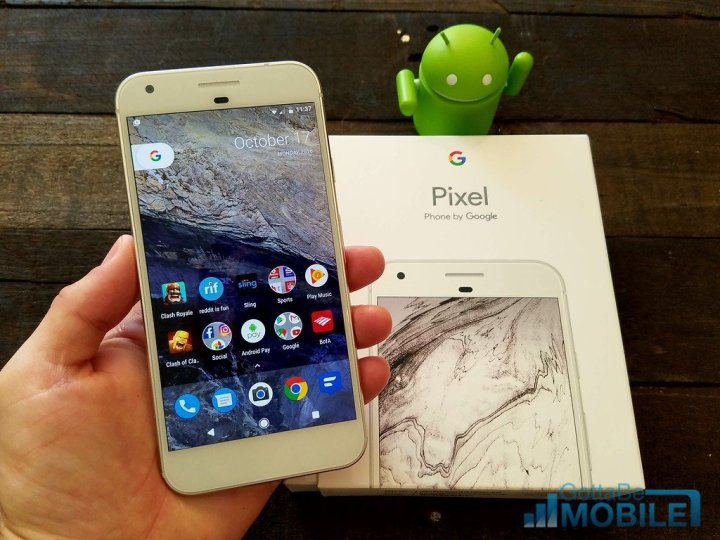 The Pixel XL is the best smartphone for power users.