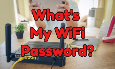 How to find your WiFi password in 30 seconds.