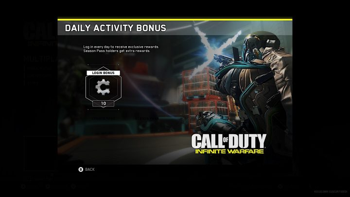 how to get bosozoku infinite warfare
