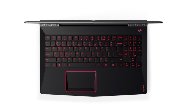 The Lenovo Legion Y520