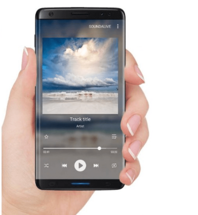 Galaxy S8 fan-made concept image