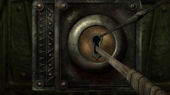 Easy Lockpicking