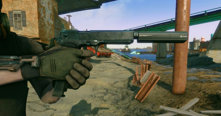 Fallout 4 Weapon Mods