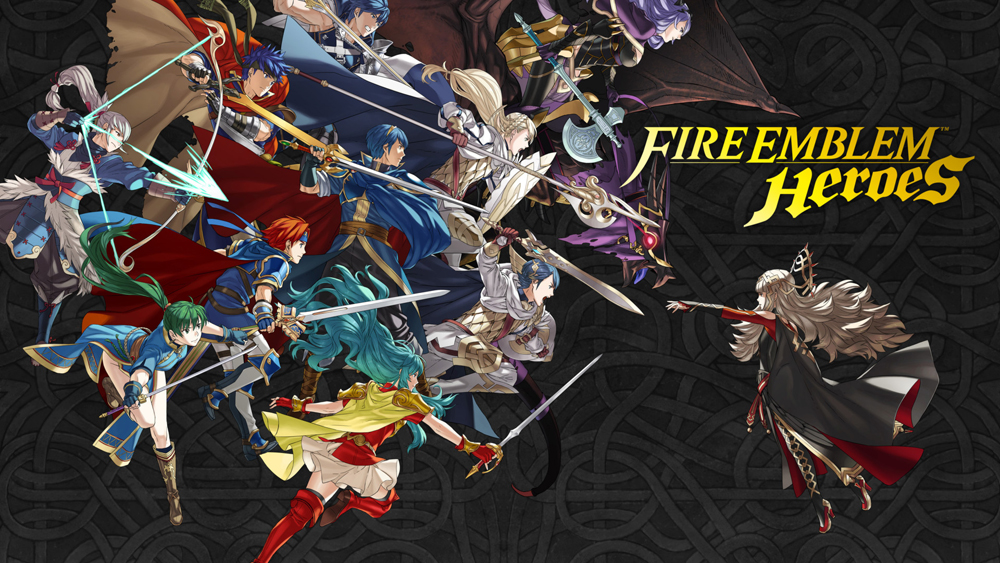 'Fire Emblem: Heroes' Running 'Choose Your Legends' Event