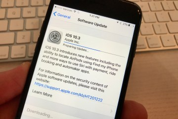 Learn how to install iOS 10.3.