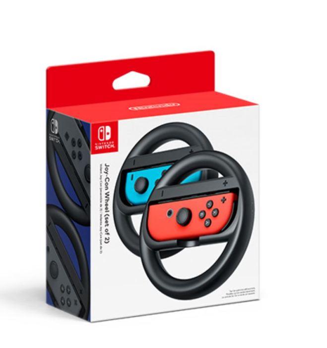 Nintendo Switch Joy-Con Wheel Set