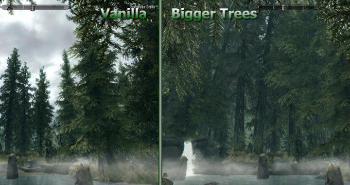 Bigger Trees