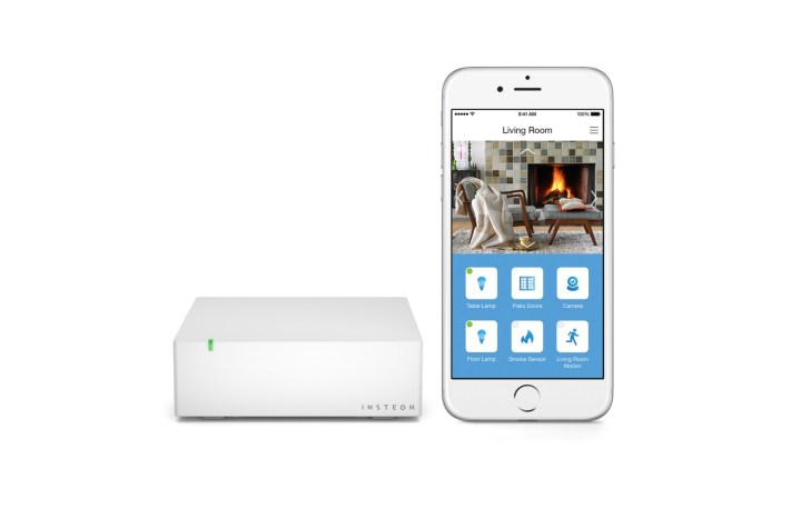 The Insteon Hub.