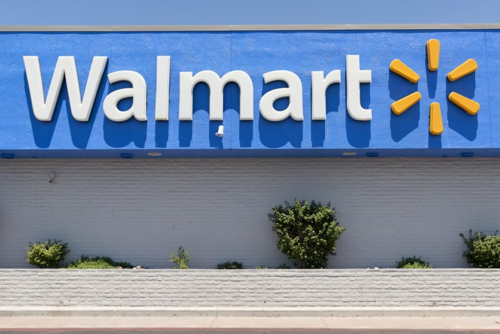 Walmart now offers free two day shipping without a membership. tishomir / Shutterstock, Inc