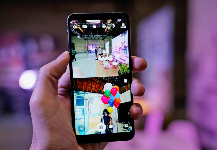 LG checks all the boxes when it comes to the LG G6 cameras.