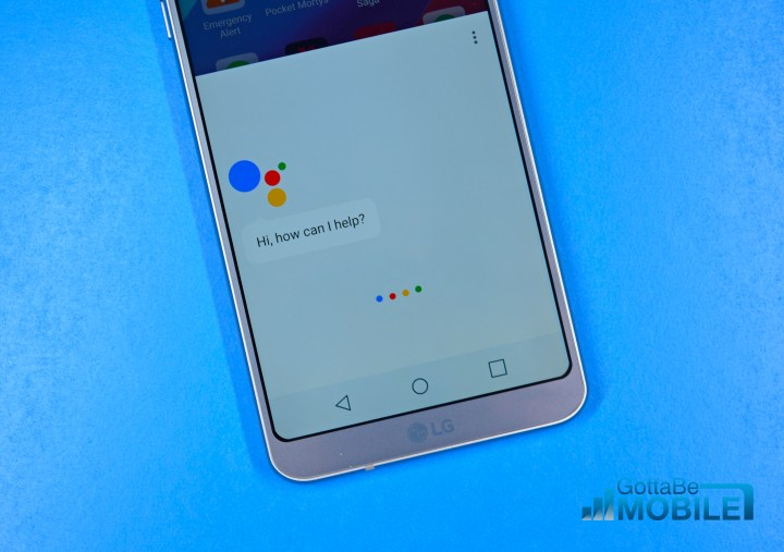 Google Assistant On Board