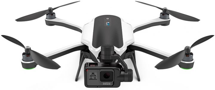 The GoPro Karma Drone with HERO5 camera