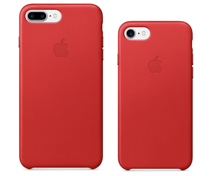 We could see a red iPhone in 2017.