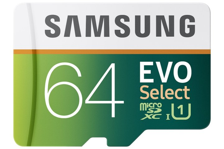 Samsung 64GB EVO Select - $19.99