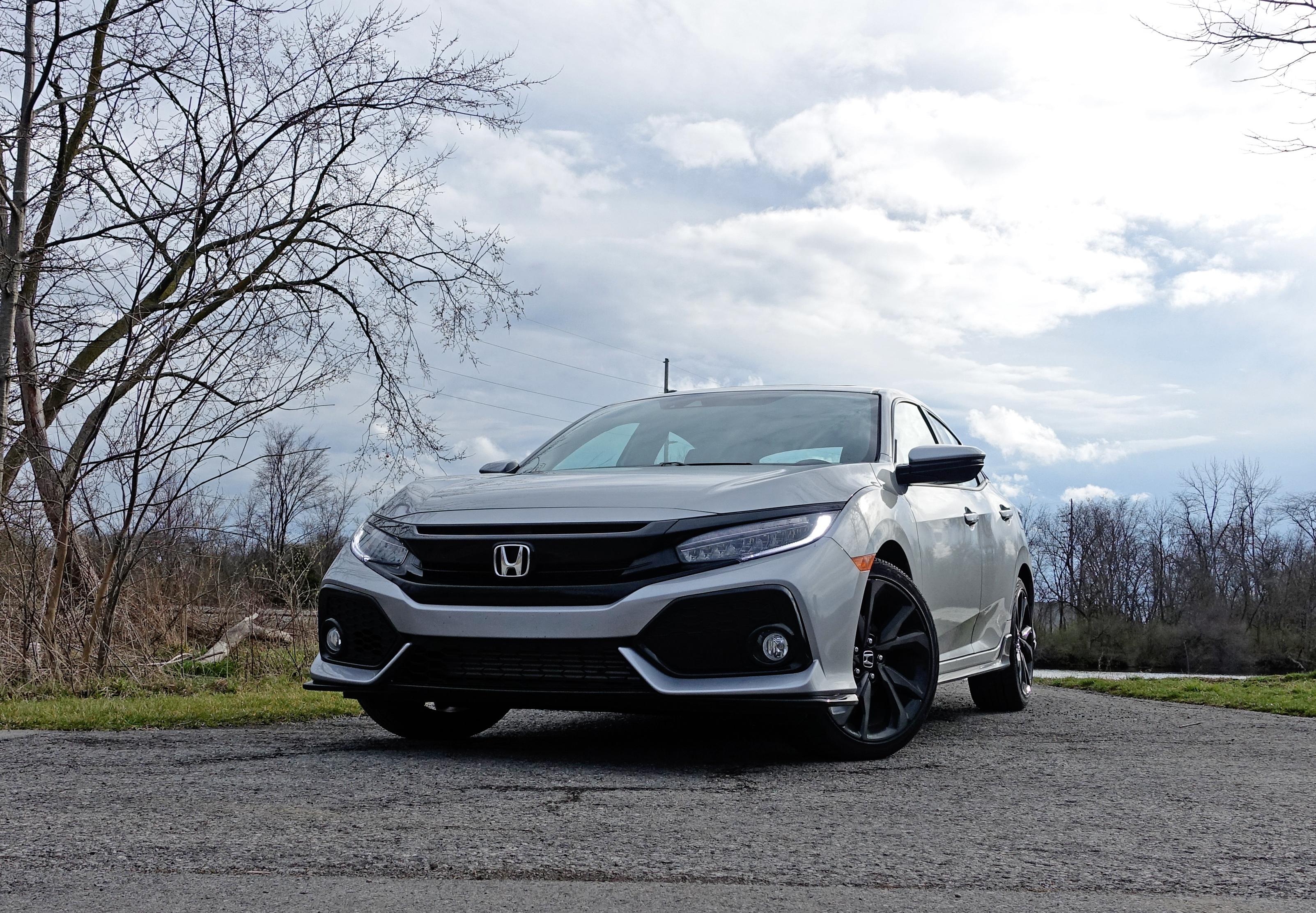 2017 Honda Civic Hatchback Sport Touring Review