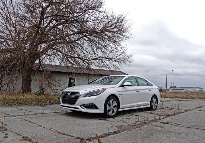 We appreciate the style of the 2017 Hyundai Sonata.