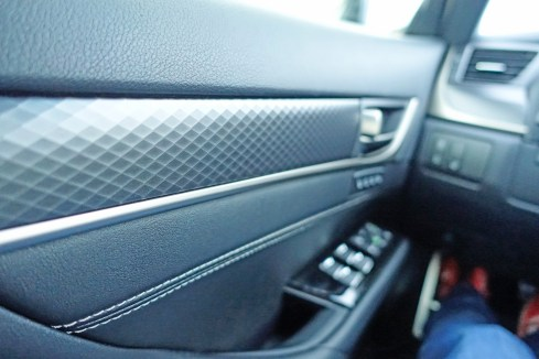 2017 Lexus GS 350 F Sport Review - 10