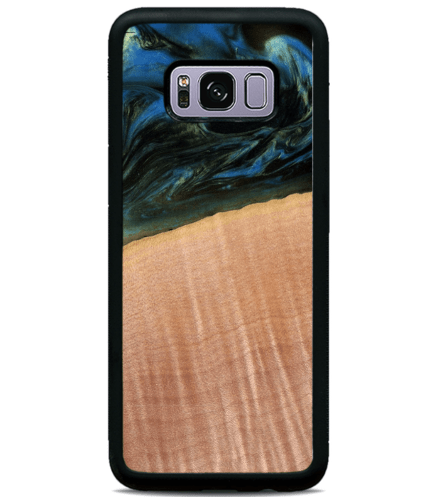CARVED Real Wood Cases for S8 ($60)