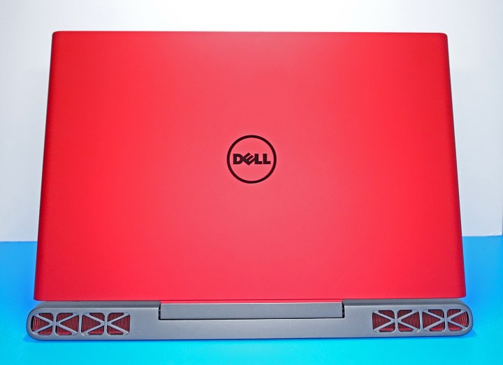 The Dell Inspiron 15 7000 looks the part of a gaming notebook.