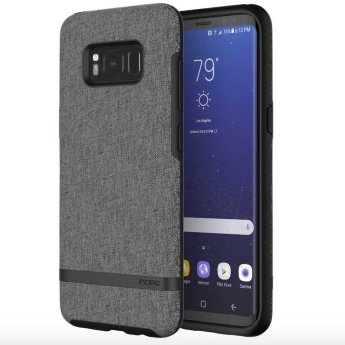 Incipio Galaxy S8 Case ($19)